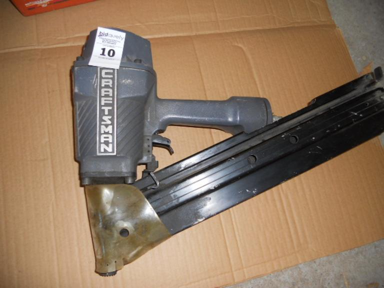 Craftsman Framing Air Nailer