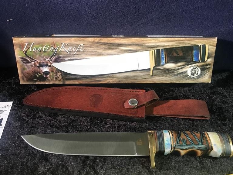 Chipaway Cutlery Hunting Knife