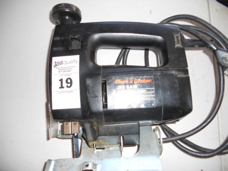 Black & Decker 2 speed Jigsaw