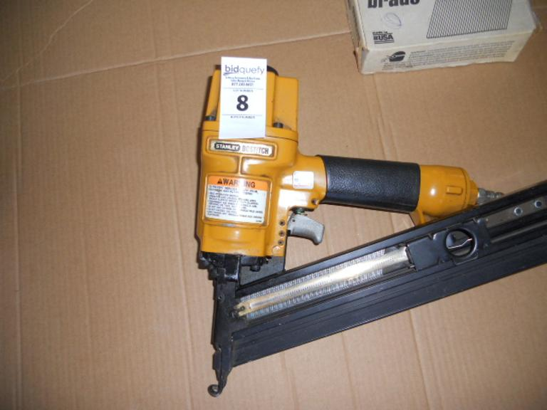 Finishing Air Nailer